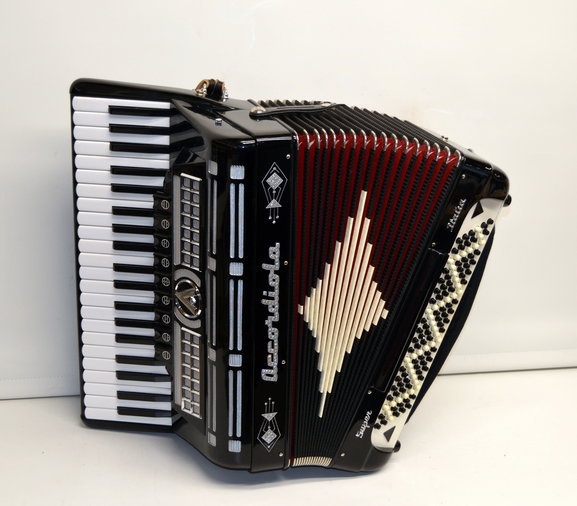 AKORDORDION ACCORDIOLA SUPER ITALIA 120 BASSI