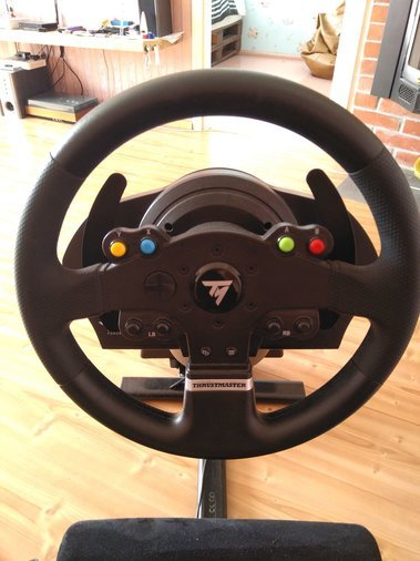 THRUSTMASTER TMX FORCE FEEDBACK + T3PA