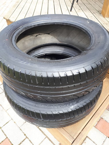 MICHELIN 205/ 60 R16 2TK.