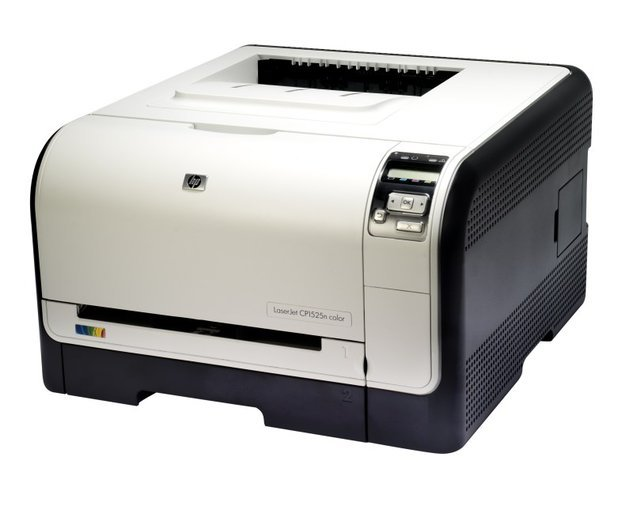 HP LJ CP1525N COLOR