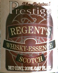 REGENTS SCOTCH WHISKY ESSENTS