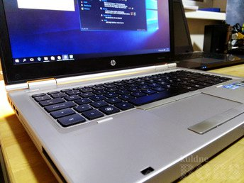 HP ELITEBOOK 8460P - I5 - 12GB RAM - SSD+HDD