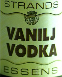 VANILJ VODKA ESSENTS