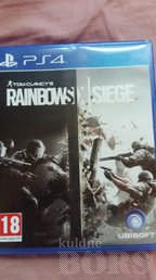 PS4 RAINBOW SX SIEGE