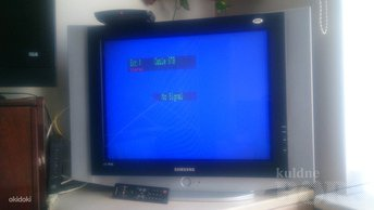 SAMSUNG SLIM FIT TV