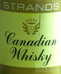 CANADIAN WHISKEY ESSENTS