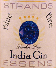 INDIA GIN ESSENTS