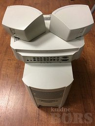 BOSE 3·2·1® GSX DVD HOME ENTERTAINMENT SYSTEM