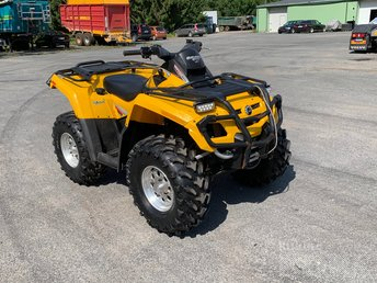 CAN-AM BOMBARDIER OUTLANDER 800XT