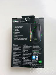 RAZER MAMBA TOURNAMENT EDITION ERGONOMIC RGB GAMING ARVUTIHIIR