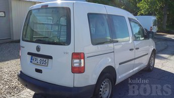 VW CADDY 1.896 TDI 77 kW -08