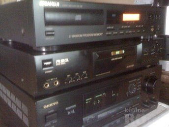 SANSUI COMPACT DISC PLAYER CD-190
