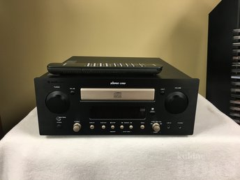 STEREO ONE ACE BASS CD-RECEIVER