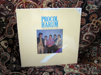 "PROCOL HARUM ""THE COLLECTION"" 2 LP"