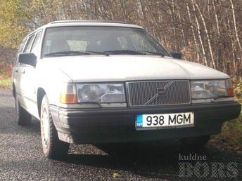 b31cf636dfc VOLVO 940 GL 2.3 R4 96 kW -92, müük, kuulutus 29030791 - Kuldne Börs