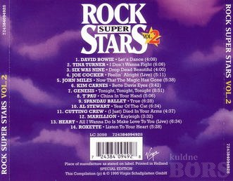 ROCK SUPER STARS VOL.2: 2