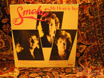 "SMOKIE ""MY HEART IS TRUE"""