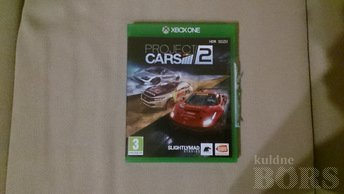 PROJECTCARS 2 XBOX1