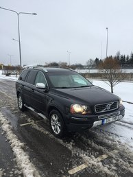 VOLVO XC90 2,4D 136KW 2007 EXCUTIVE