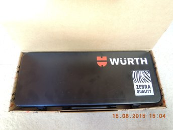 WÜRTH 23 OSALINE MULTIPADRUNITE KOMPLEKT