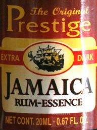 EXTRA DARK JAMAICA RUM ESSENTS