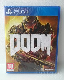 DOOM PS4 UUS!: 1