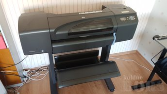 PLOTTER HP DESIGNJET 800 24 (A1)