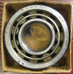 NU2306 23NU06 SKF 30X72X27MM NU SINGLE ROW CYLINDRICAL ROLLER BEARING