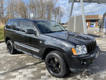 JEEP GRAND CHEROKEE 2.987 160 kW