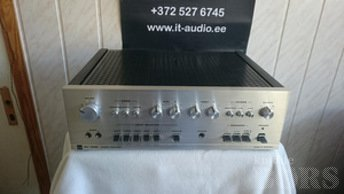 DUAL CV 1400 STEREO INTEGRATED AMPLIFIER