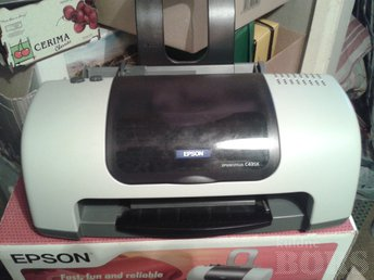 PRINTER EPSON STYLUS C43SX