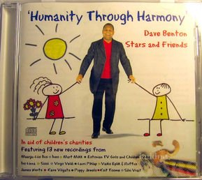 DAVE BENTON - HUMANITY THROUGH HARMONY: benton