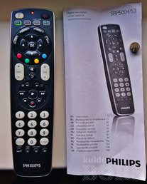 TV UNIVERSAALPULT PHILIPS SRP 5004/53