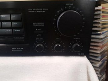 ONKYO TX-810 QUARTZ SYNTHESIZED TUNER AMPLIFIER