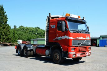 VOLVO FH16-520 382 kW