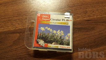 MARUMI SUPER DHG CIRCULAR PL.D 52MM FILTER