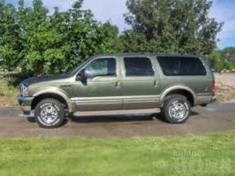FORD EXCURSION -00: EXCELLENT CONDITION