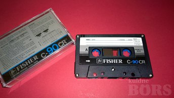 FISHER CR 1984
