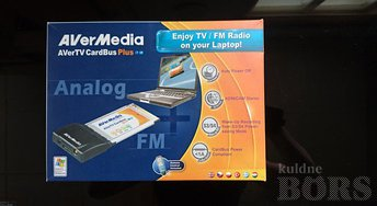 AVER-MEDIA TV + FM