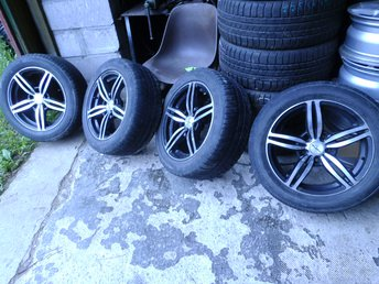 VALUVELJED 5X120 BMW