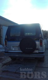 FORD CLUB WAGON ECONOLINE: rool