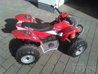 LASTE ATV POLARIS OUTLAW