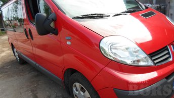 RENAULT TRAFIC 2.0 91 kW