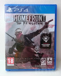 HOMEFRONT THE REVOLUTION PS4 UUS!: 1