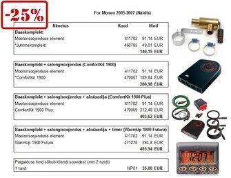199337846c2 DEFA WARMUP EELSOOJENDUS JA LISAVARUSTUS -25% (NP AUTOD OÜ), müük ...