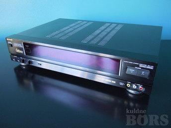 AUDIO VIDEO STEREO VÕIMENDI SHARP SM-A75 HIFI - GARANTII