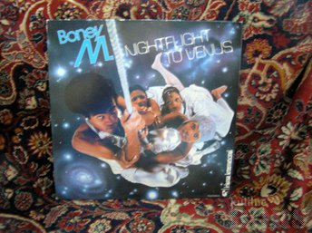 "BONEY M ""NIGHTFLIGHT TO VENUS"""
