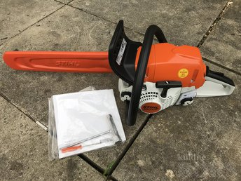 STIHL MS231 C-BE ,MOOTORSAAG 16""