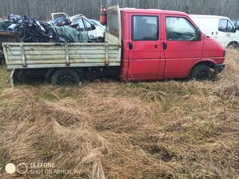 VW TRANSPORTER 2.4 D 57 kW -91