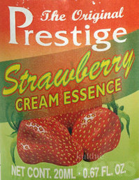 STRAWBERRY CREAM ESSENTS
